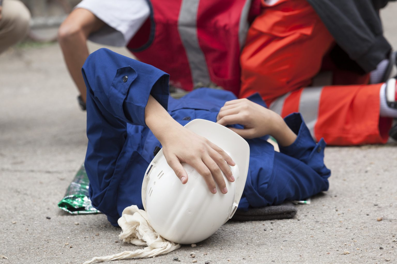 Work injury physiotherapy